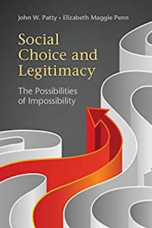 Social Choice and Legitimacy: The Possibilities of Impossibility