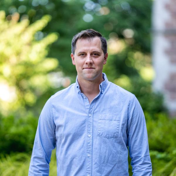 Professor Keith Schnakenberg and PhD Candidate Jordan McAllister Publisehd on IO Website