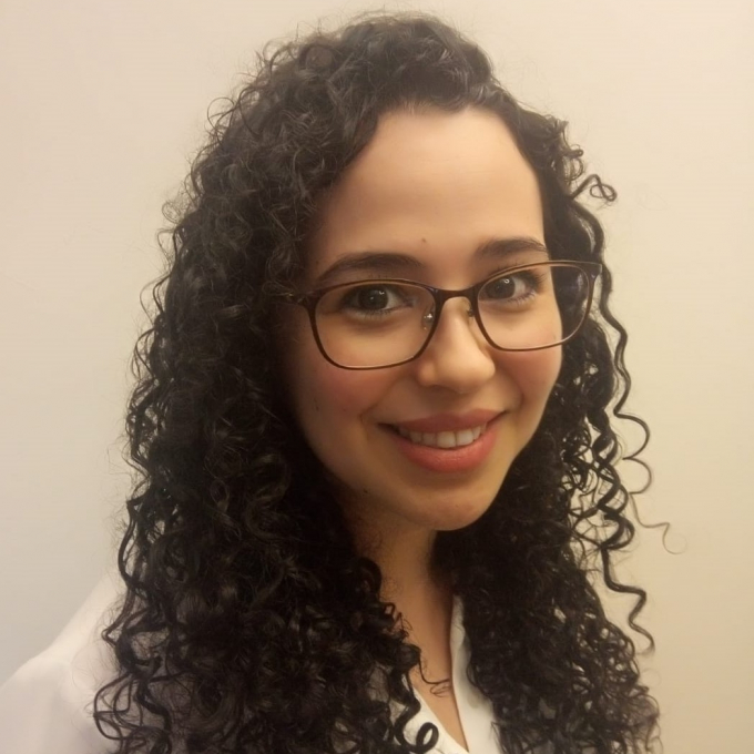 Headshot of Lucia Motolinia