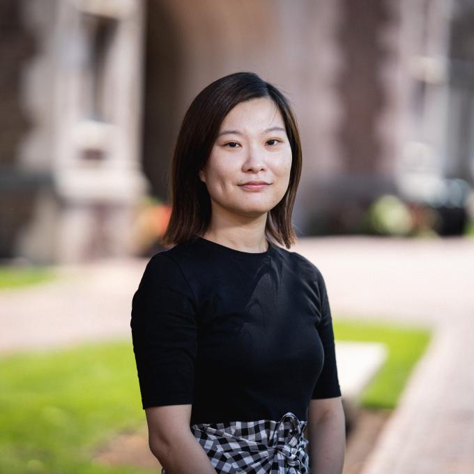 Headshot of Eunsan Jo
