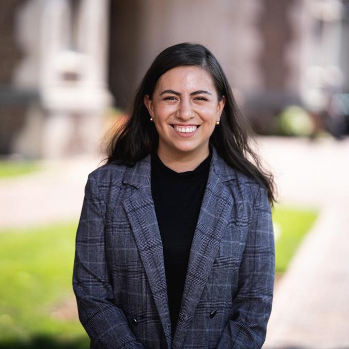 Headshot of Berta Diaz Martinez