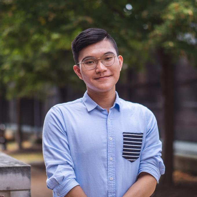 Headshot of Zirui Yang
