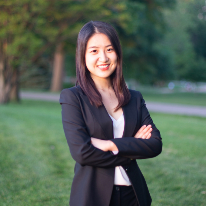 Headshot of Luwei Ying